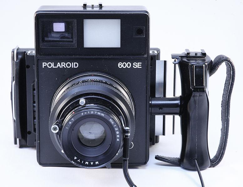 Polaroid 600 SE image