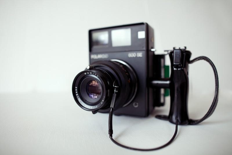 Polaroid 600 SE