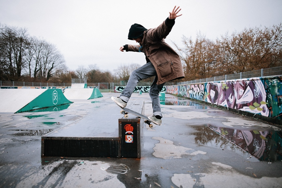 Goodfoot Skateboarding