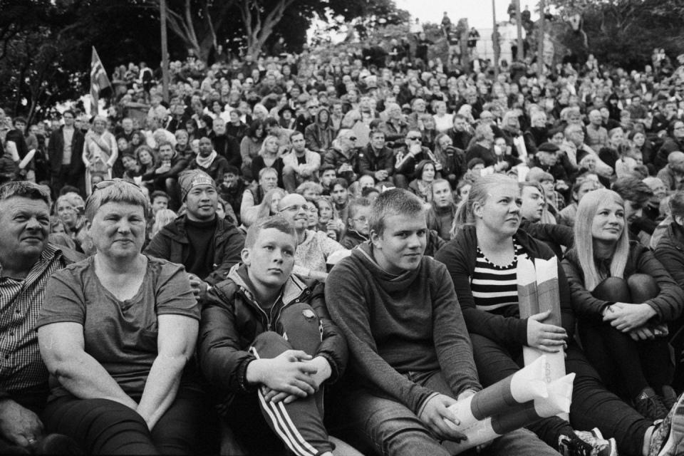 Publicviewing Torshavn